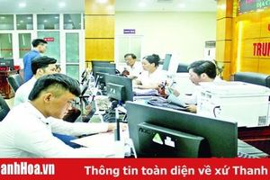 Xây dựng chính quyền phục vụ nhân dân