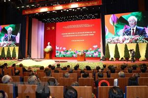Di chúc của Chủ tịch Hồ Chí Minh soi sáng con đường tới tương lai của dân tộc Việt Nam