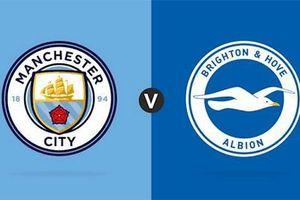 Man City - Brighton: Quá khó cho đội khách