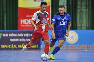 Trực tiếp Futsal HDBank VĐQG 2019: Thái Sơn Nam vs S.S.Khánh Hòa