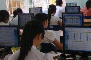 Danh sách 49 đơn vị buộc phải dừng kiểm tra ngoại ngữ, tin học