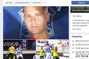 Văn Hậu giúp Heerenveen thêm 20.000 fan chỉ sau 1 ngày