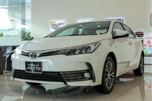 Toyota Corolla Altis 2020 có thể trở lại là thế lực tại VN?