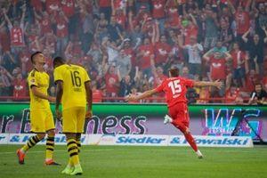 Union Berlin có chiến thắng lịch sử ở Bundesliga