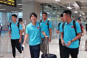 Danh sách đội tuyển Việt Nam sang Thái-lan