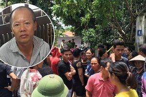 Bắt giam kẻ sát hại cả gia đình em trai khiến 4 người tử vong