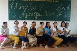Tự bồi dưỡng – chìa khóa để trở thành giáo viên hạnh phúc