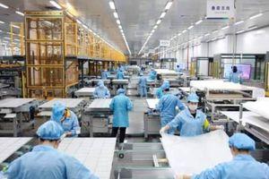 Hoạt động các nhà máy tại Trung Quốc tiếp tục suy yếu