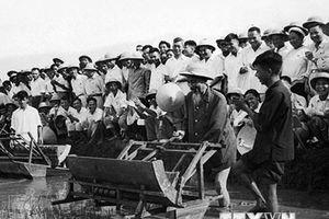 Học tập Chủ tịch Hồ Chí Minh - Tấm gương lớn về sự nêu gương
