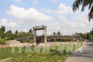 Ứng phó với hạn hán, xâm nhập mặn tại Đồng bằng sông Cửu Long