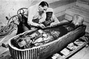 Cực sốc 'bảo bối quý hơn vàng' bảo toàn xác ướp Ai Cập