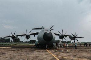 Việt Nam chọn Airbus A400M làm vận tải cơ chủ lực tương lai?