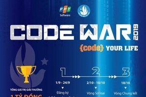 Chính thức khởi động Cuộc thi lập trình 'Code War' năm 2019
