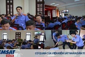 VKSND tỉnh Quảng Ninh tổ chức Hội nghị tập huấn nghiệp vụ về ghi âm, ghi hình trong hoạt động tố tụng hình sự