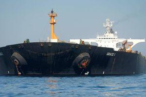 Siêu tàu chở dầu của Iran đang ở gần bờ biển ngoài khơi Syria