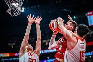 Đánh bại Trung Quốc, Ba Lan trở thành đội bóng đầu tiên của bảng A đi tiếp vòng sau tại FIBA World Cup 2019