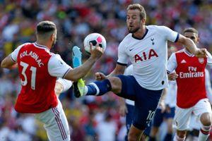 Rượt đuổi tỷ số, Arsenal hòa kịch tính Tottenham tại Emirates