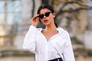 Sinh viên nên mặc áo sơ mi trắng thế nào để nổi bật khi đến trường?