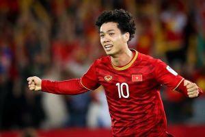 Người Thái đưa Công Phượng vào top cầu thủ hay nhất Việt Nam