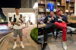 Đoàn Văn Hậu và dàn cầu thủ Việt đều đi giày hiếm giá chục triệu đồng