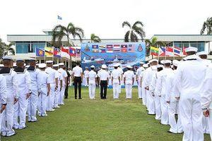 Khai mạc cuộc diễn tập trên biển ASEAN-Mỹ tại Thái-lan