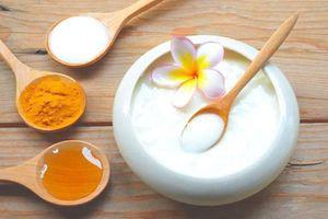 Tác dụng của sữa chua không đường với da mặt