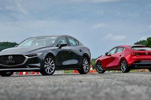 Chi tiết Mazda3 thế hệ mới tại Thái Lan, sắp về Việt Nam