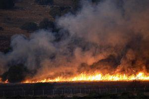 Israel nã pháo dữ dội vào Lebanon
