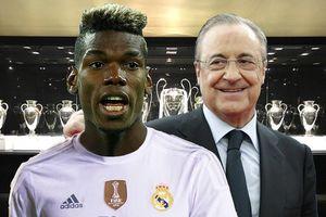 Real Madrid trả giá cao, chờ ký Pogba