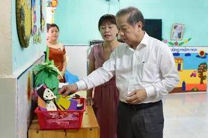 Chủ tịch UBND Thừa Thiên-Huế tâm tình với học trò xứ Huế trước ngày khai trường