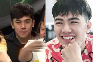 Xuất hiện lấp ló phía sau Hari Won - Trường Giang, trai đẹp giật ngay spotlight vì biểu cảm quá thần thái