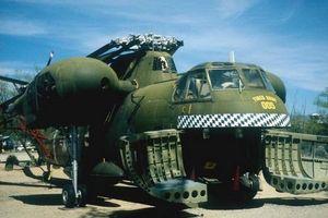 Trực thăng vận tải siêu kỳ lạ Mỹ từng triển khai tại chiến trường Việt Nam