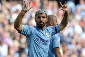 Đội hình tiêu biểu vòng 4 Premier League: Vinh danh Aguero