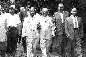 Chủ tịch Hồ Chí Minh và câu chuyện hội nhập, hợp tác quốc tế