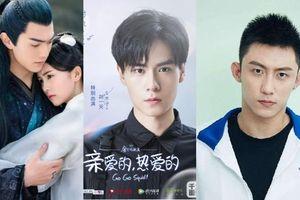 Từ vị trí người mẫu của Taobao trở thành minh tinh: Hứa Khải lên 'bảng vàng', Hoàng Cảnh Du trở thành diễn viên hạng A