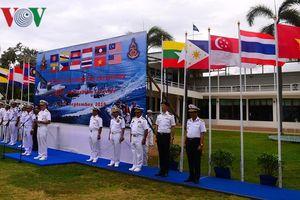 Khai mạc tập trận hàng hải Mỹ-ASEAN tại Thái Lan