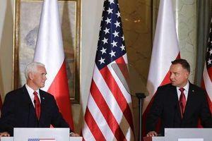 Xoa dịu Ba Lan, Ukraine, cấp phó của TT Trump bất ngờ 'đi ngược' thiện chí dành cho Nga
