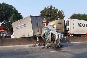 Dịp nghỉ lễ Quốc khánh, có 57 người chết vì tai nạn giao thông