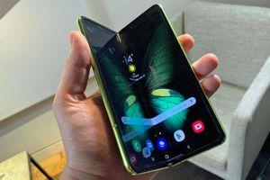 Samsung Galaxy Fold được mở đăng ký mua trước tại thị trường Mỹ