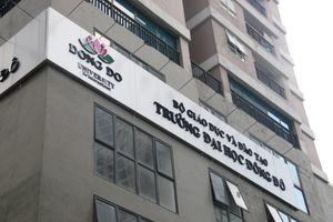 Đại học Đông Đô đào tạo văn bằng 2 chui - 'hở' ở đâu?