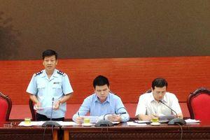 Hải quan Hà Nội xử lý 623 vụ vi phạm