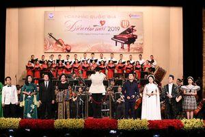 Dấu ấn của chương trình hòa nhạc 'made in Vietnam'