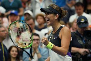 US Open: 'Truyền nhân Martina Hingis' biến 'Nữ hoàng khóc nhè' thành cựu vô địch, Nadal vào TK lần 9