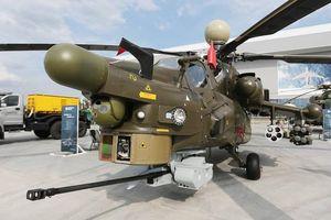 Soi trực thăng Mi-28NE mà một quốc gia Đông Nam Á đặt mua