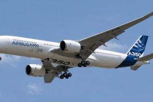 Từ 10/10, hành khách đi máy bay A350 sẽ được sử dụng wifi