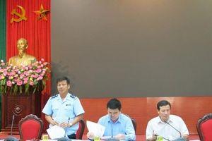 Cục Hải quan Hà Nội bắt giữ 141,13kg sừng tê giác