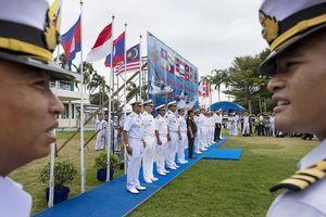 Mỹ - Asean bắt đầu chương trình diễn tập chung trên biển Đông