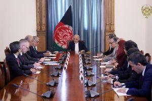 Mỹ và Afghanistan thảo luận về việc rút quân
