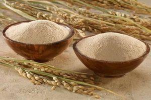 Tác dụng của làm đẹp từ cám gạo, bạn đã biết chưa