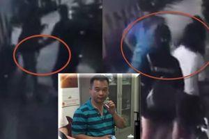 Dân mạng phát tán ảnh, clip kẻ sàm sỡ rồi đánh phụ nữ ở Mipec Long Biên